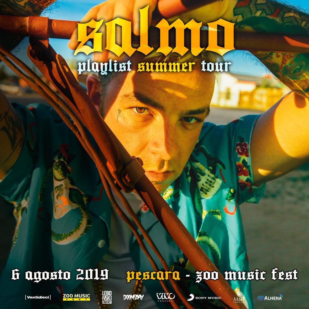 salmo playlist tour